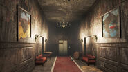 FO4 Boylston Club hallway
