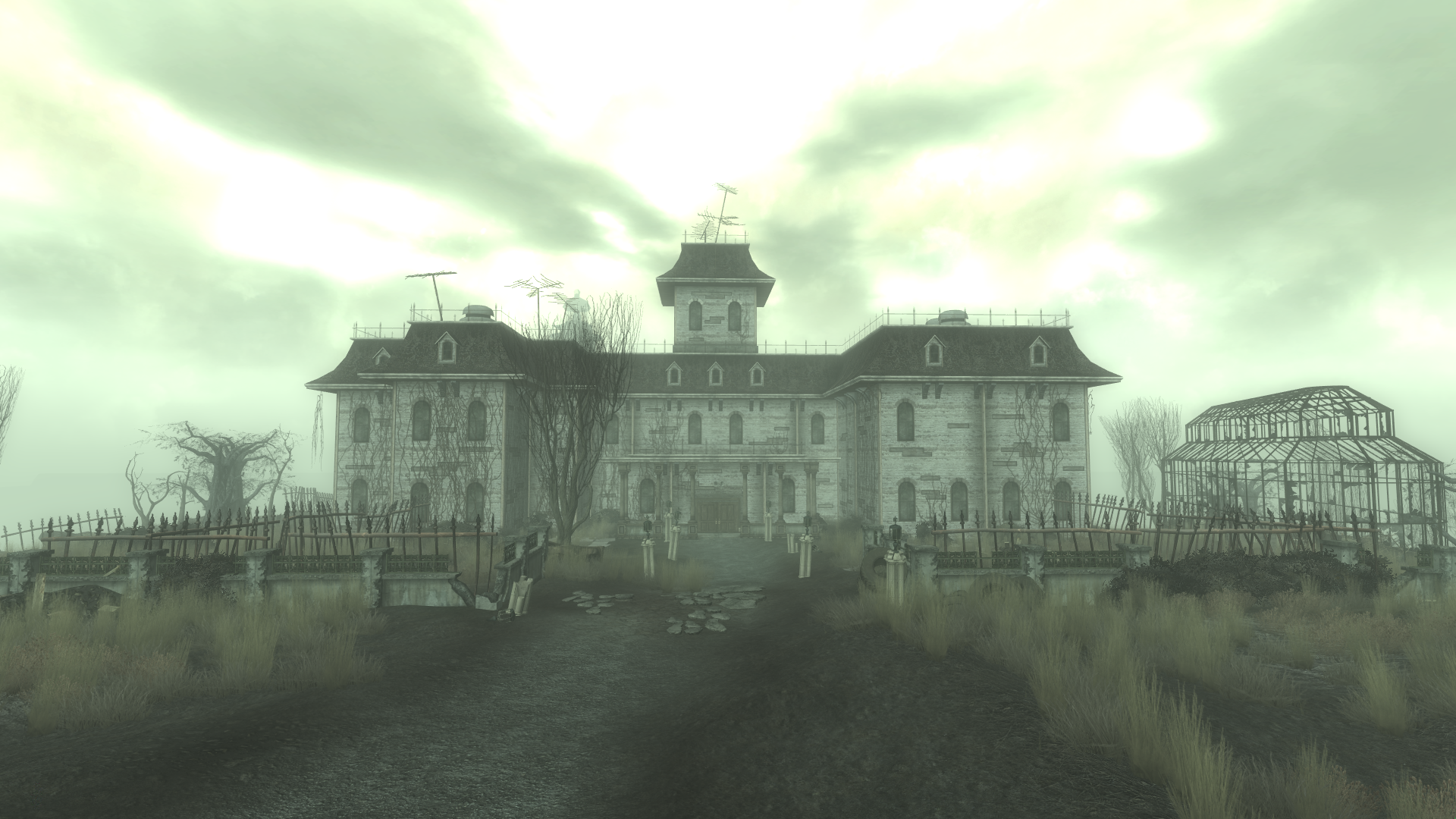 Calvert Mansion | Fallout Wiki | FANDOM powered by Wikia