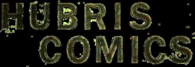 File:Hubris Comics logo.png
