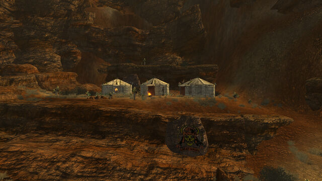 File:Fallout New Vegas Great Khan Red Rock Canyon (5).jpg