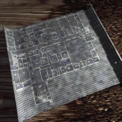 Die Fallout 2 Karte