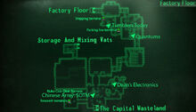NCP factory floor map