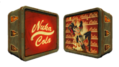 FO4NW Nuka-Cola lunchbox