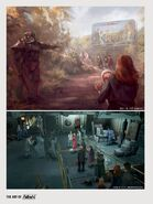 Art of FO4 War Never Changes Quest