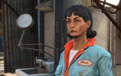 Cathy (Fallout 4)