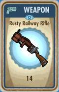 FoS Rusty Railway Rifle Card