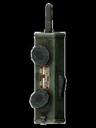 NCR emergency radio