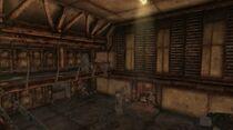 Vault 34 interior