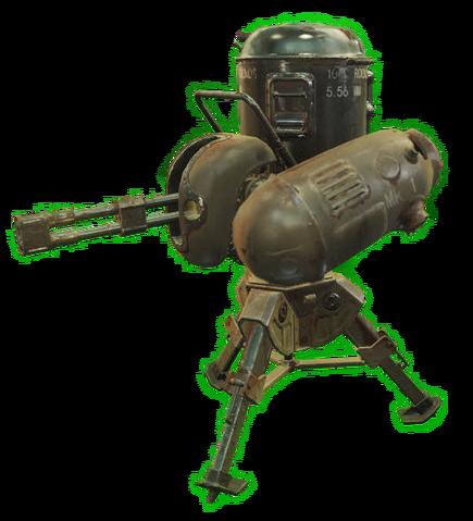 File:MachineGunTurretMK1-Fallout4.png