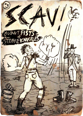 File:SCAV! Issue 3 Mutant Fists of Stephie Knuckles.png