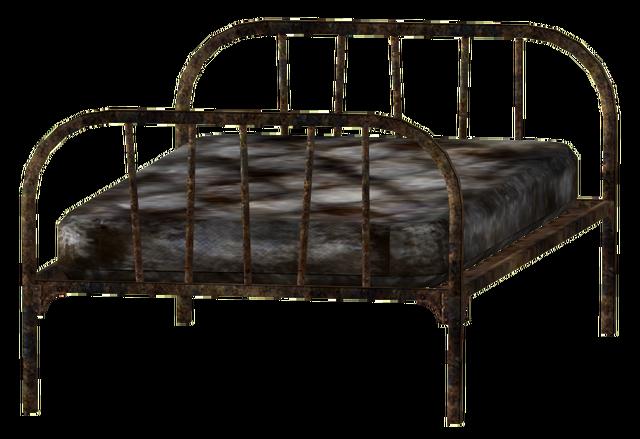 File:Bed frame mattress.png