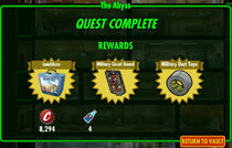 FoS The Abyss rewards