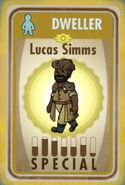 FoS Lucas Simms Card