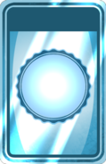 FoS card blue