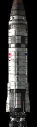 FNV ICBM rocket