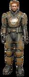 FO4 BOS Knight Commander