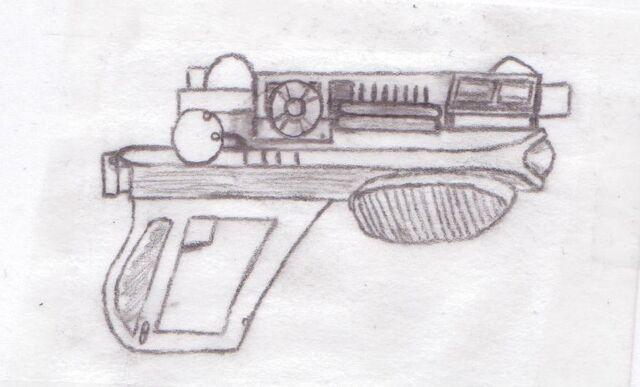 File:Magneto-laser pistol (Fallout 2).jpg