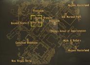 Silver Rush map