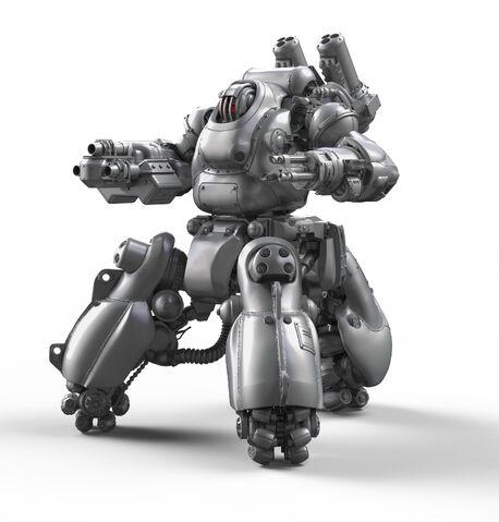 File:Sentry Bot Render Frontal 3Quarter View.jpg