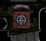 AA Airborne insigna