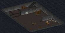 FO1 Boneyard Warehouse basement