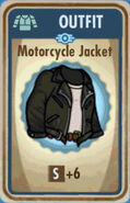 FoS Motorcycle Jacket Card