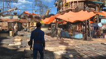 Diamond City GroundView