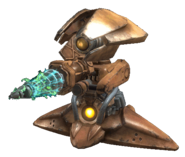 Guardian drone