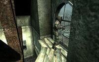 The Drifter's sniper nest