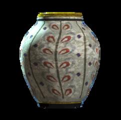 Colonial vase