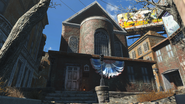 FO4 Old North Church