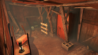 FO4 Abbot's House Interior Overview