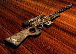 Gobi Campaign scout rifle