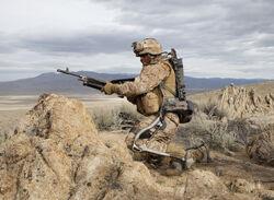 Lockheed Martin's Powered Legs
