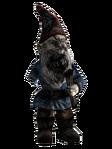Damaged Garden Gnome