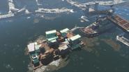 USS Riptide Aerial