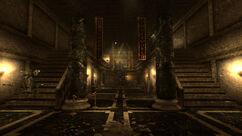 Underworld interior