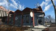 Fallout 4 Outside Bakery