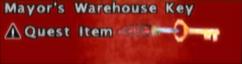 FoBoS Mayors Warehouse Key