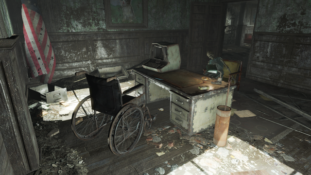 File:FO4 National Guard training yard desk.png