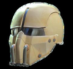 Synth field helmet