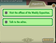 Beat Reporting Objectives