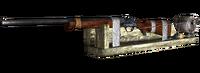 Rigged shotgun