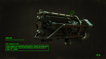 Fallout 4 Gatling laser loading screen