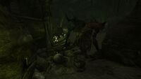 Pile of deathclaw eggs DWC Bleed Me Dry