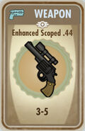 FoS Enhanced Scoped .44 Card