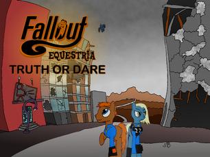 Fallout Equestria - Truth or Dare cover image