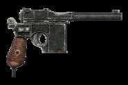 Shanxi Type 17 Chinese pistol