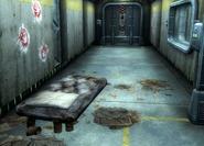 Vault 42 Squatter Hallway