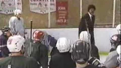 Jules Winnfield Youth Hockey Coach